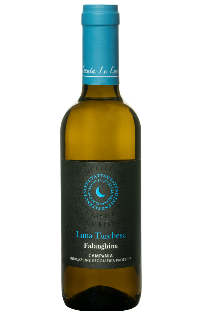 Italiaanse droge witte wijn Campania flesje wijn 375ml Halfes kleine fles