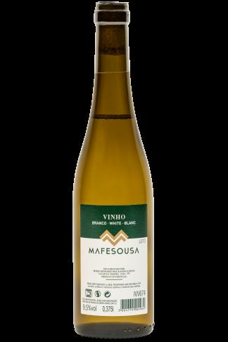 Mousserende witte wijn Portugal in klein flesje 37,5cl 375ml Halfes vinho verde