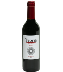 Portugal Portugese Douro rode wijn kleine fles Halfes 375ml