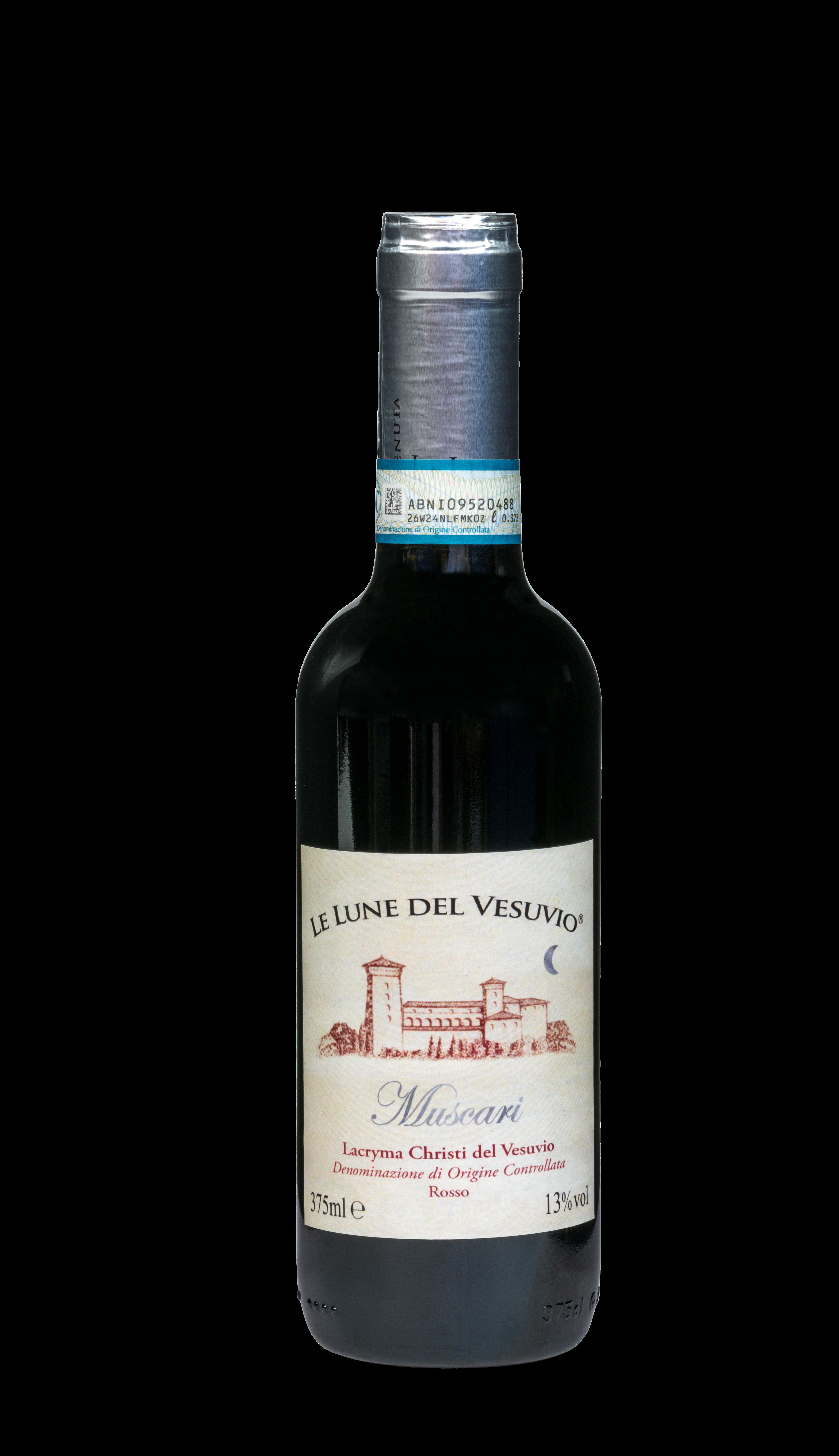 Muscari Italiaanse rode wijn Lacryma Christi