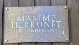 Maxime Herkunft Rheinhessen