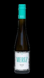 Duitse wijn kleine fles riesling mertz