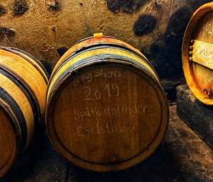 Spatburgunder wijnvat Duitsland rode wijn