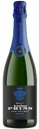 Kleine prins Domein Holset Halfes champagne bubbels