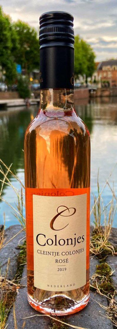 Wijn oude gracht utrecht Nederlandse rosé