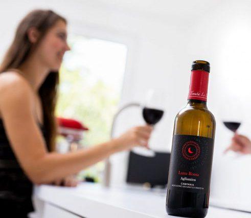 aglianico wijn keuken rode broek