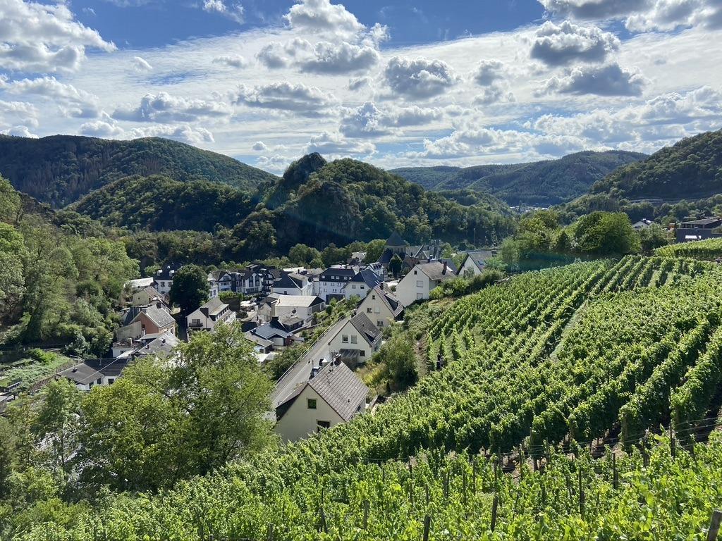 Althenahr Ahr wijnstreek Duitsland