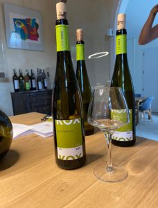 Wijnproeverij Luxemburgse wijnen