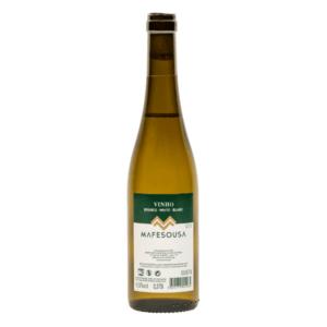 Kleine fles Portugese wijn