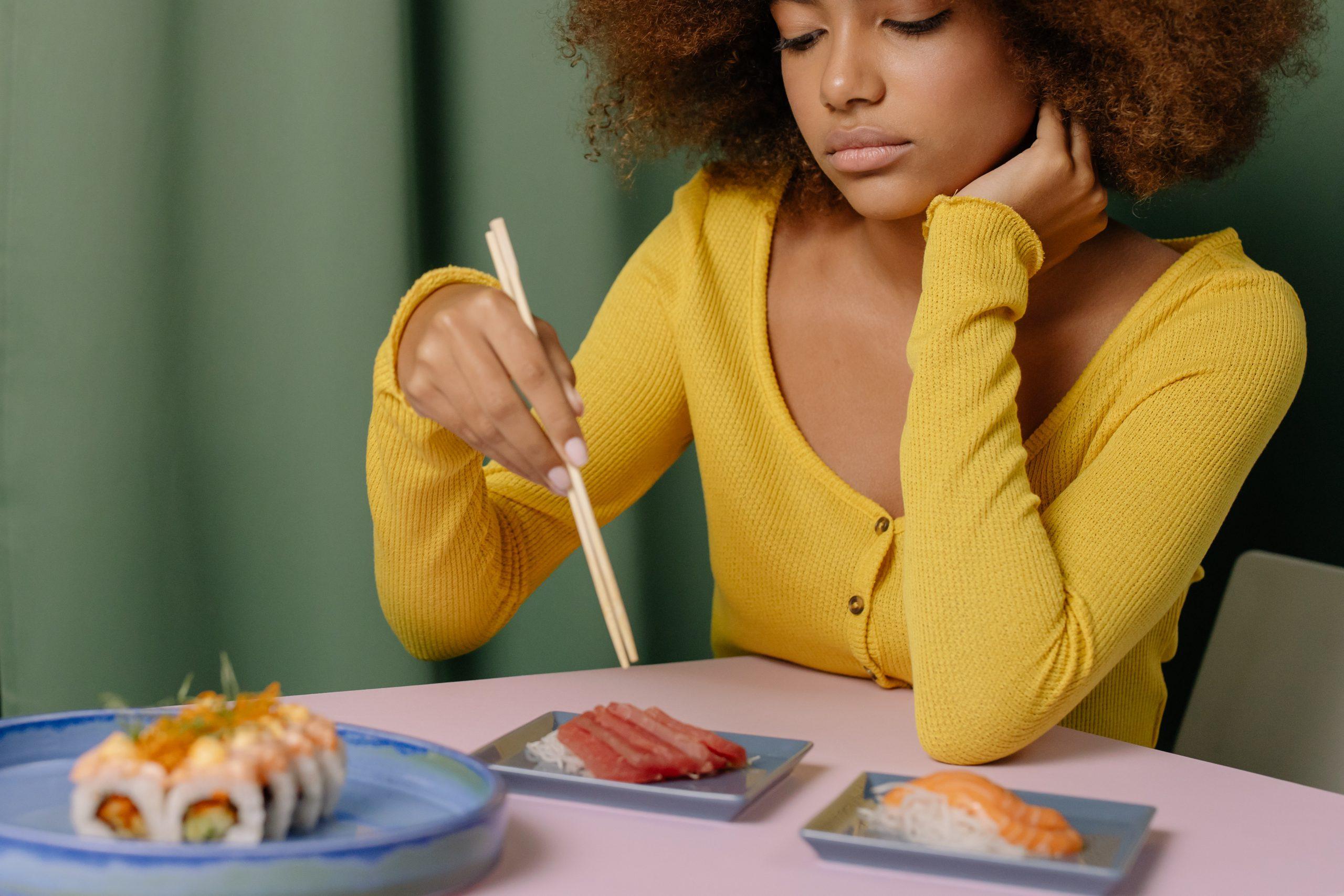sushi sashimi sushirijst wijn